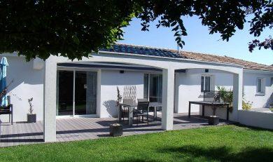 Villa Contemporaine T4 sur Terrain 700 m2, Eaunes – 200904
