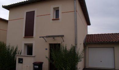 Villa T4 à étage, Plein centre, Eaunes – 200907