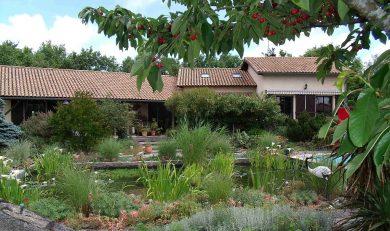 Maison T5 Plain Pied Terrain 6400 m2 AUTERIVE – 200702