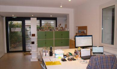Local Professionnel ,Centre Ville, Eaunes sur Terrain clos d'environ 650 m². 200805a