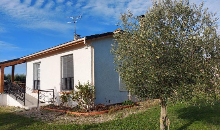 Maison T6 ET T2 Indépendant sur Terrain 2340 m², Eaunes.