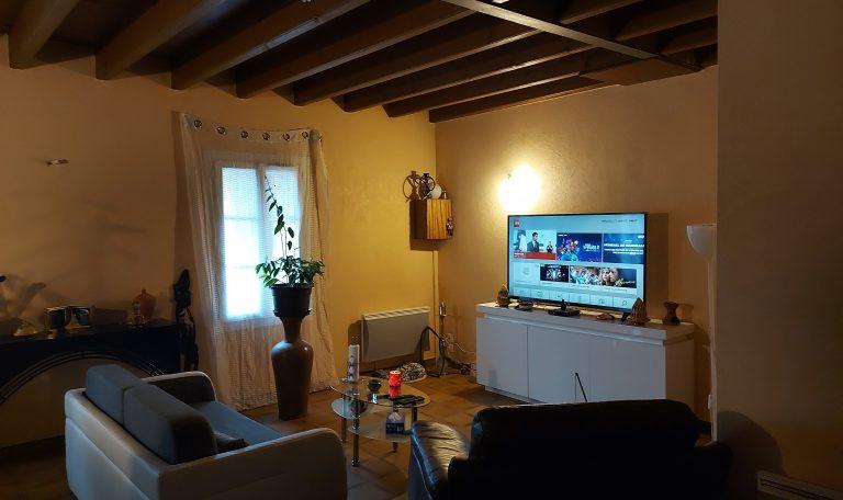 Lagardelle sur Léze, Maison de Ville T4, à étage, sans Garage ni Jardin.