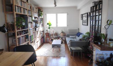 Toulouse quartier Bonnefoy-Marengo, Très agréable appartement T3 de 62 m² avec balcon et garage individuel sécurisé