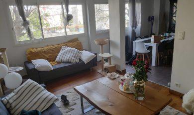 Toulouse Soupetard charmant Appartement rénové T3 d'environ 66 m²