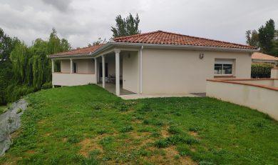Cintegabelle, Magnifique Villa Contemporaine de 130 m² avec un grand sous sol, garage sur terrain de 728 m².