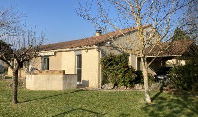 Lagardelle sur Léze, Charmante Villa, Plain-Pied 150 m² sur Terrain clos d'environ 1600 m².