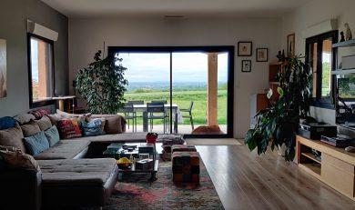 Caujac, Belle Maison de 155 m² style cosy de 2001 de plain pied sur terrain d'environ 1710 m²