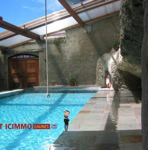 Saint Ybars, Maison de Caractère du XIII eme de 436 m² entièrement rénovée sur parcelle 557 m²